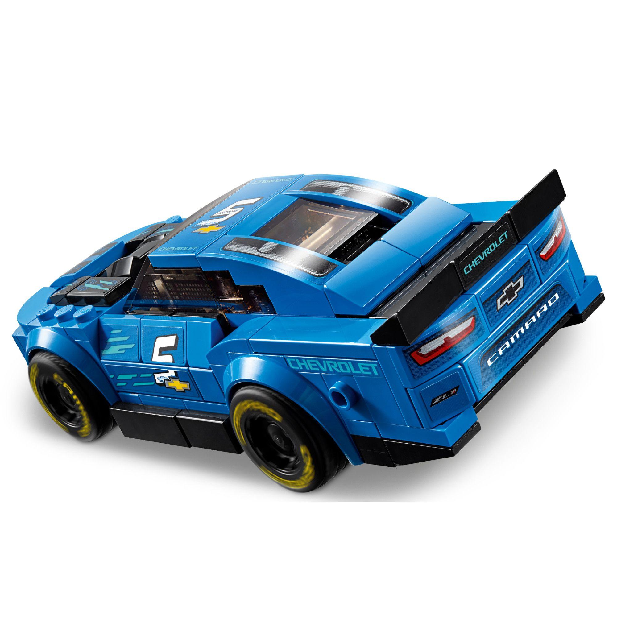 Masina de curse Chevrolet Camaro ZL1 (75891) | LEGO - 9