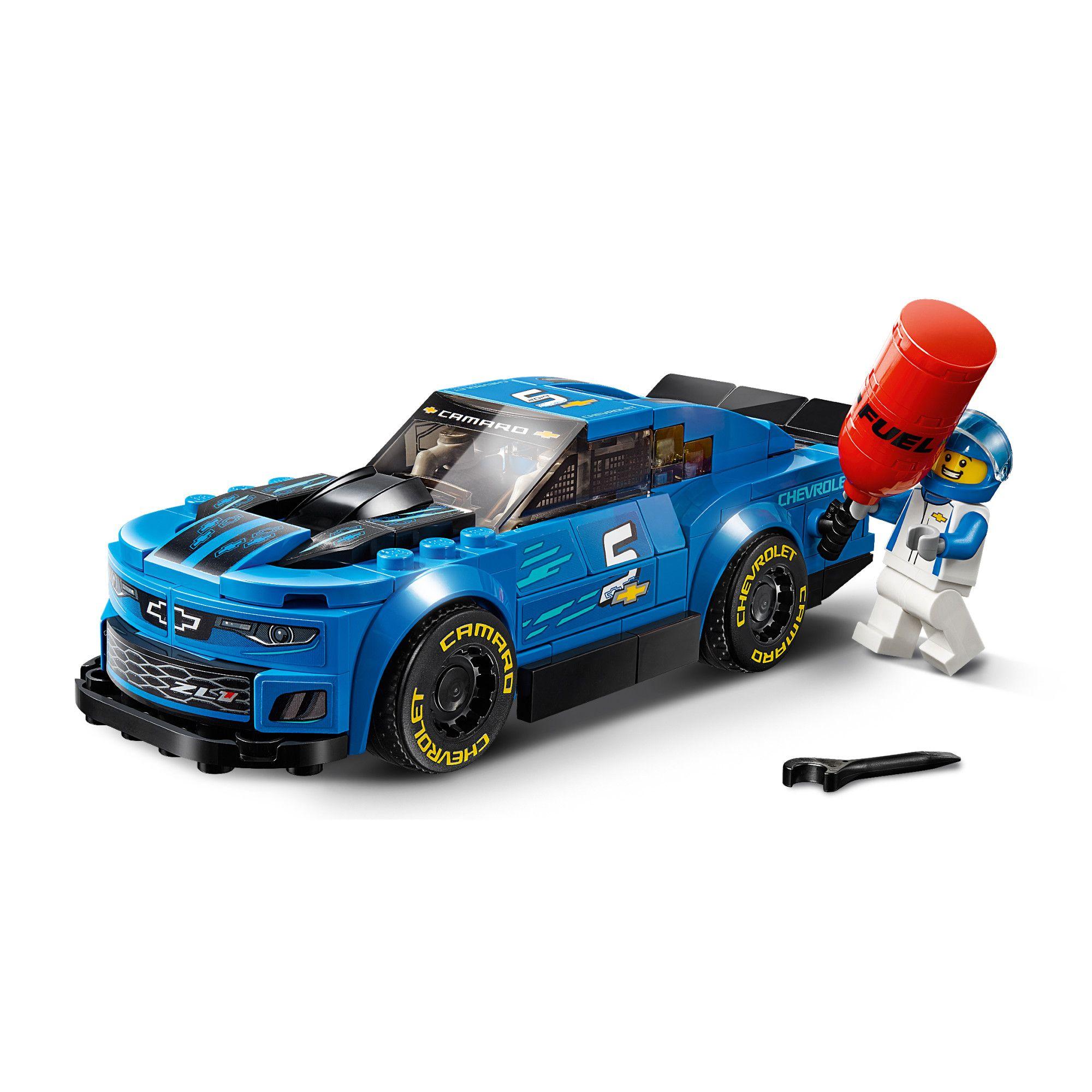 Masina de curse Chevrolet Camaro ZL1 (75891) | LEGO - 8