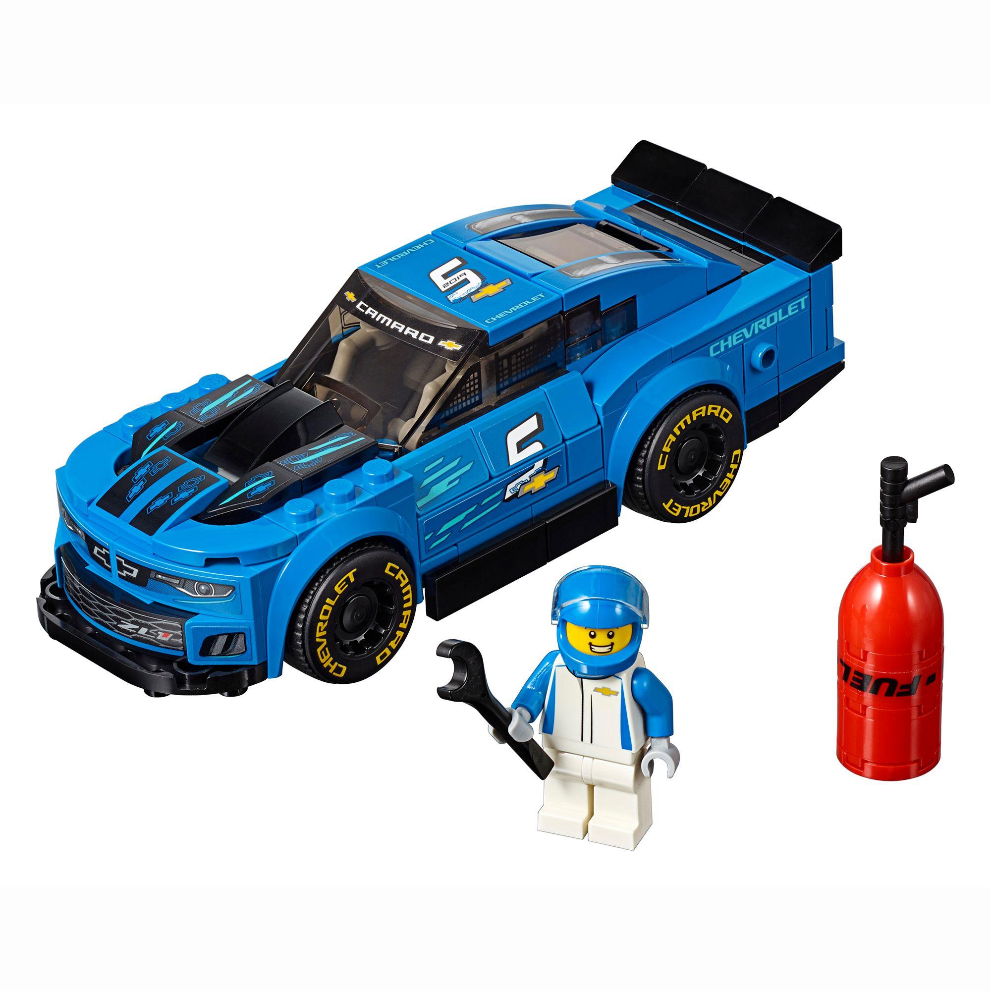 Masina de curse Chevrolet Camaro ZL1 (75891) | LEGO - 6