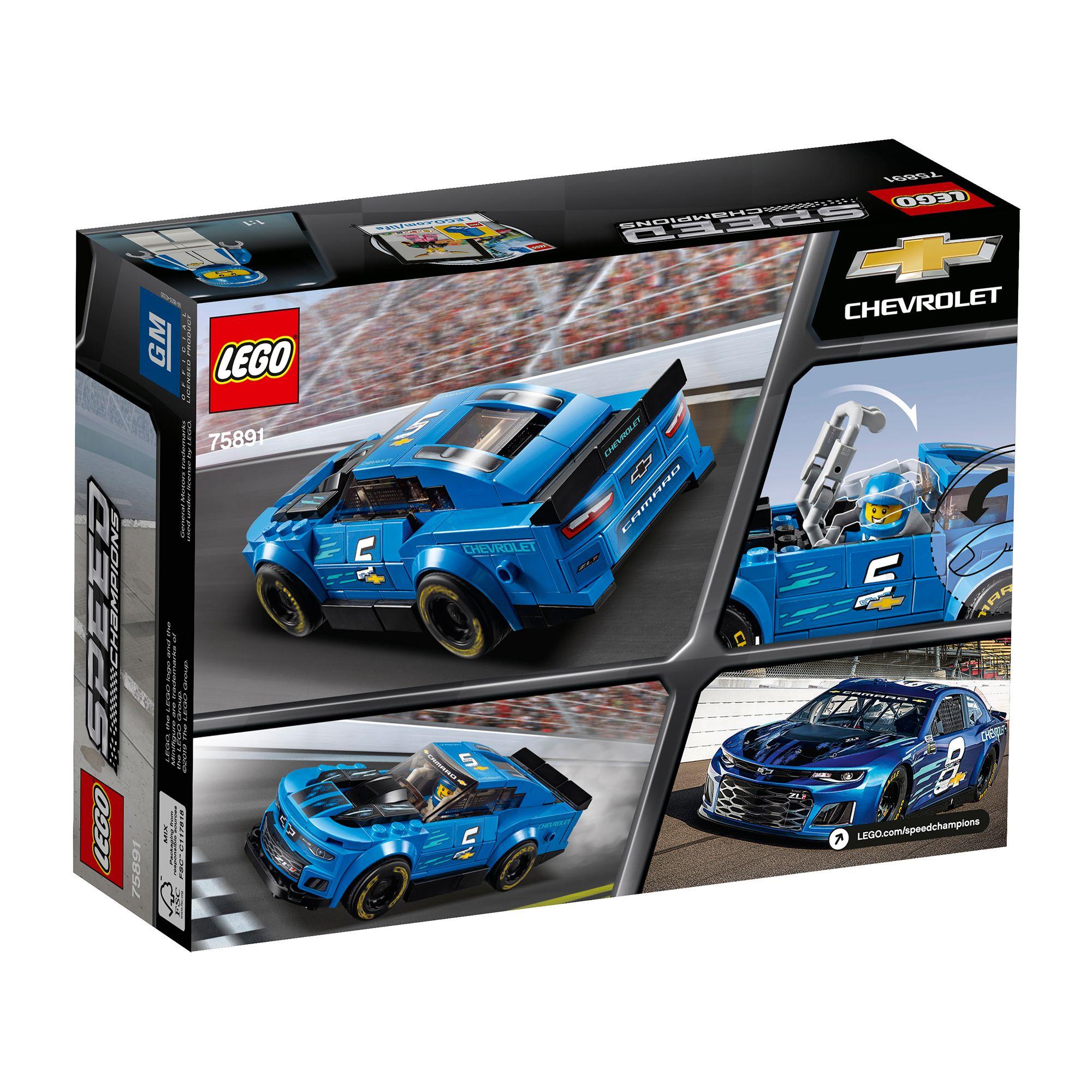 Masina de curse Chevrolet Camaro ZL1 (75891) | LEGO - 5