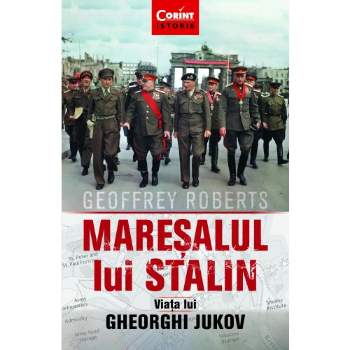 Imagine  Maresalul Lui Stalin - Geoffrey Roberts