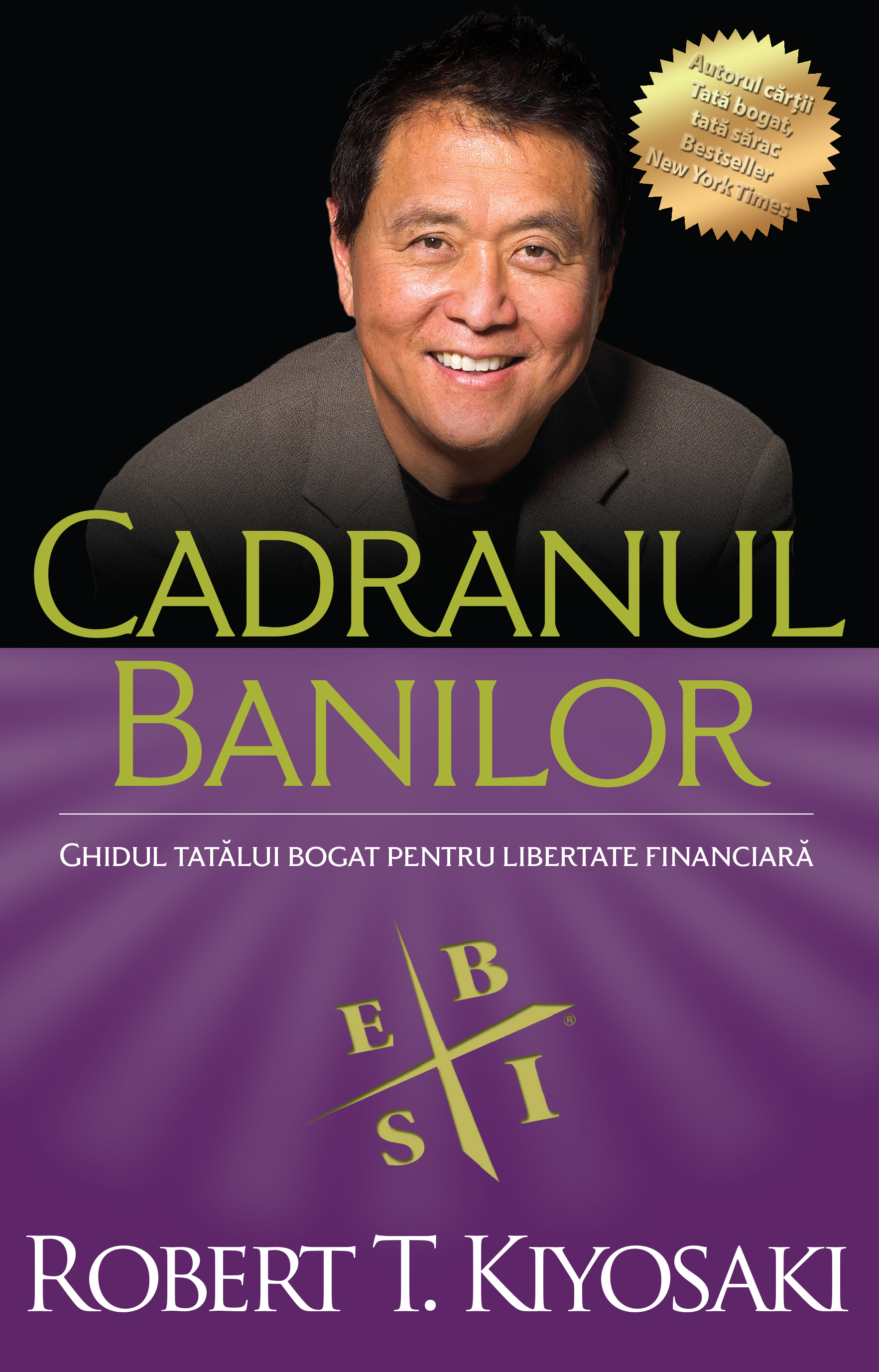 Imagine  Cadranul Banilor - Robert T - Kiyosaki, Sharon L - Lechter