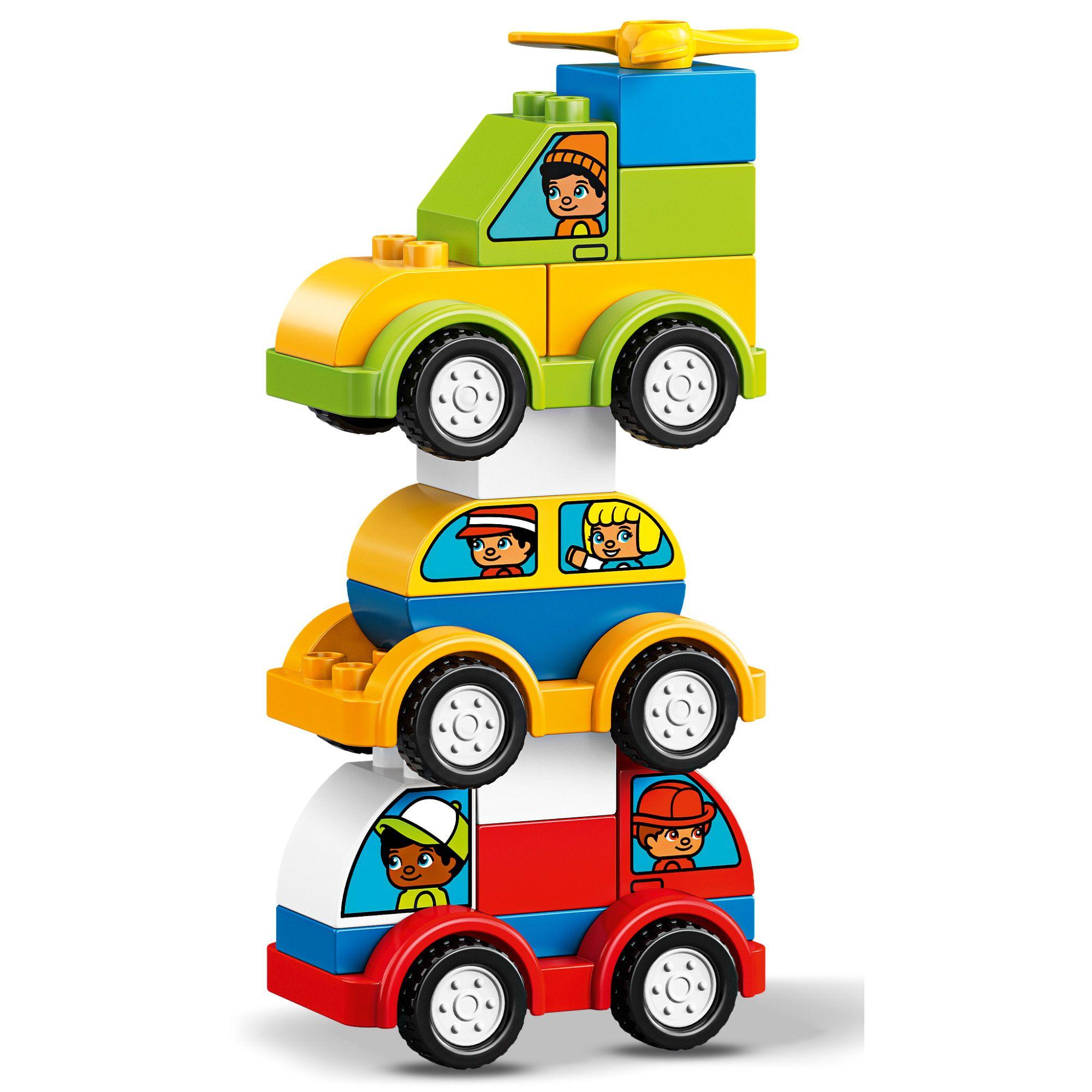 Primele mele Masini Creative (10886) | LEGO - 2