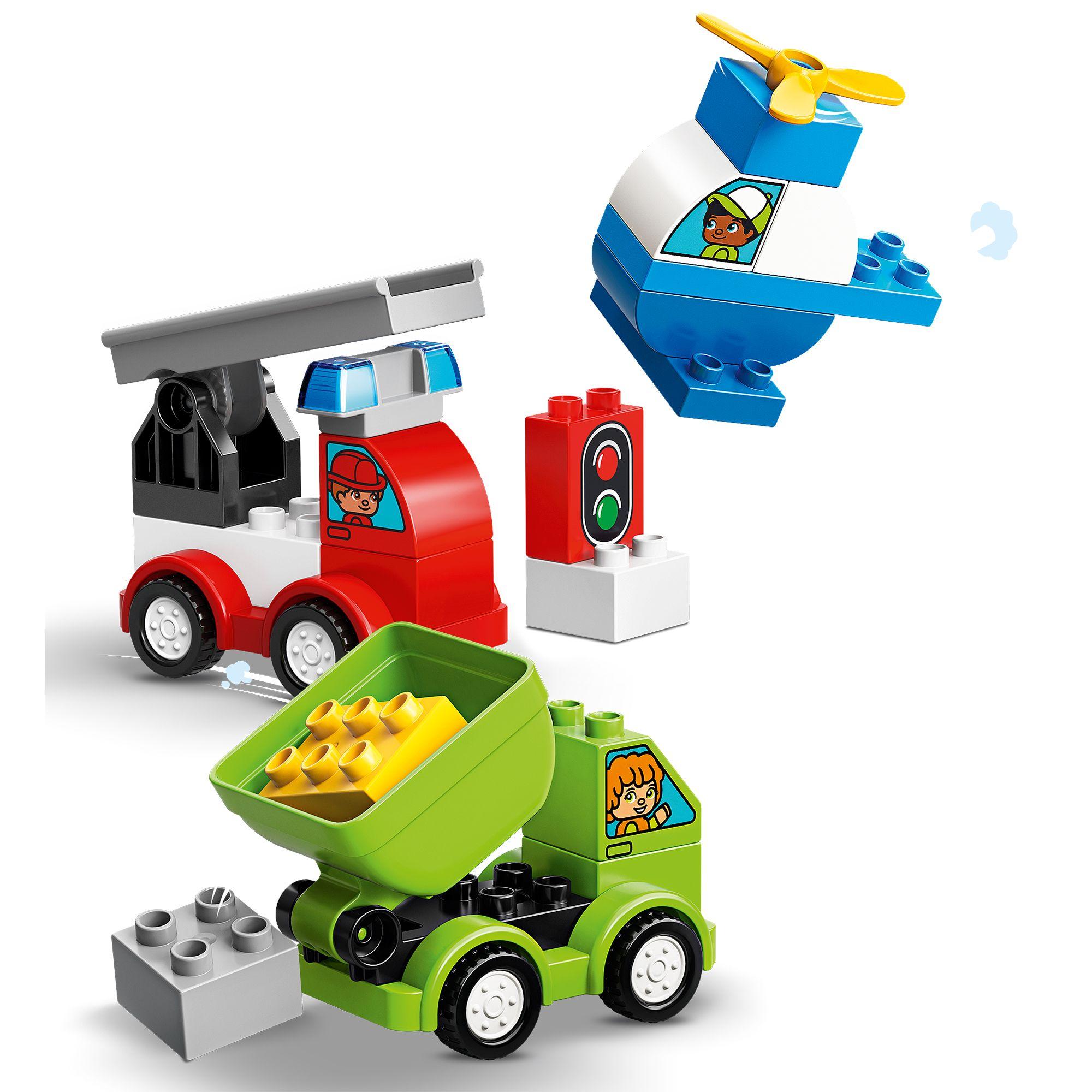 Primele mele Masini Creative (10886) | LEGO - 1