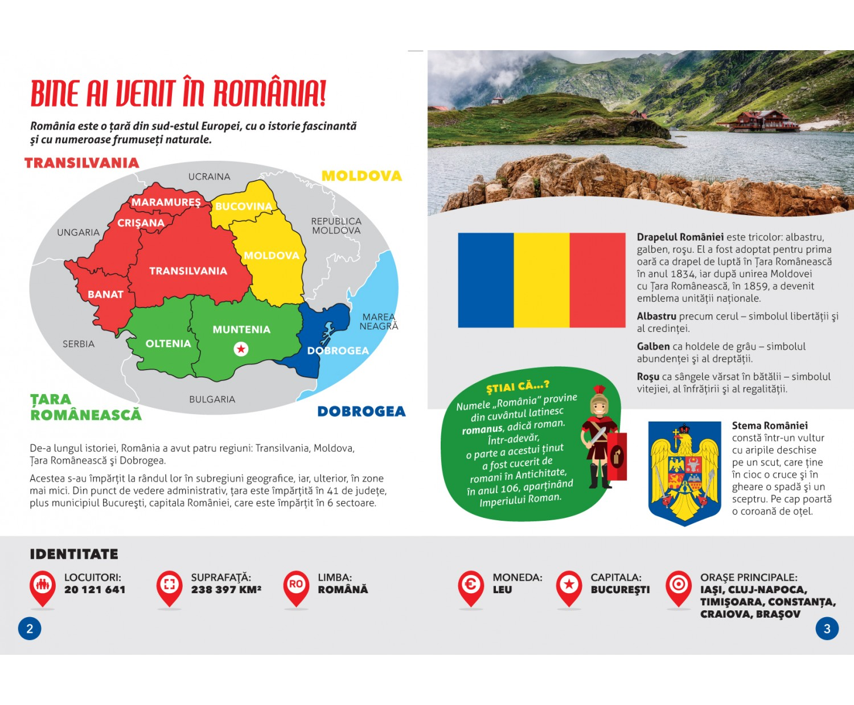Romania - Calatoreste, Invata, Exploreaza | Matteo Gaule
