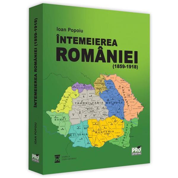 Intemeierea Romaniei (1859-1918)