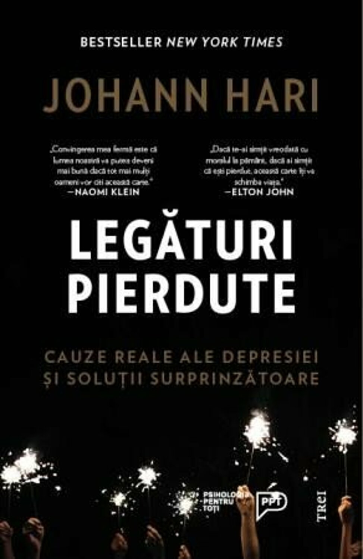 Imagine  Legaturi Pierdute - Johann Hari
