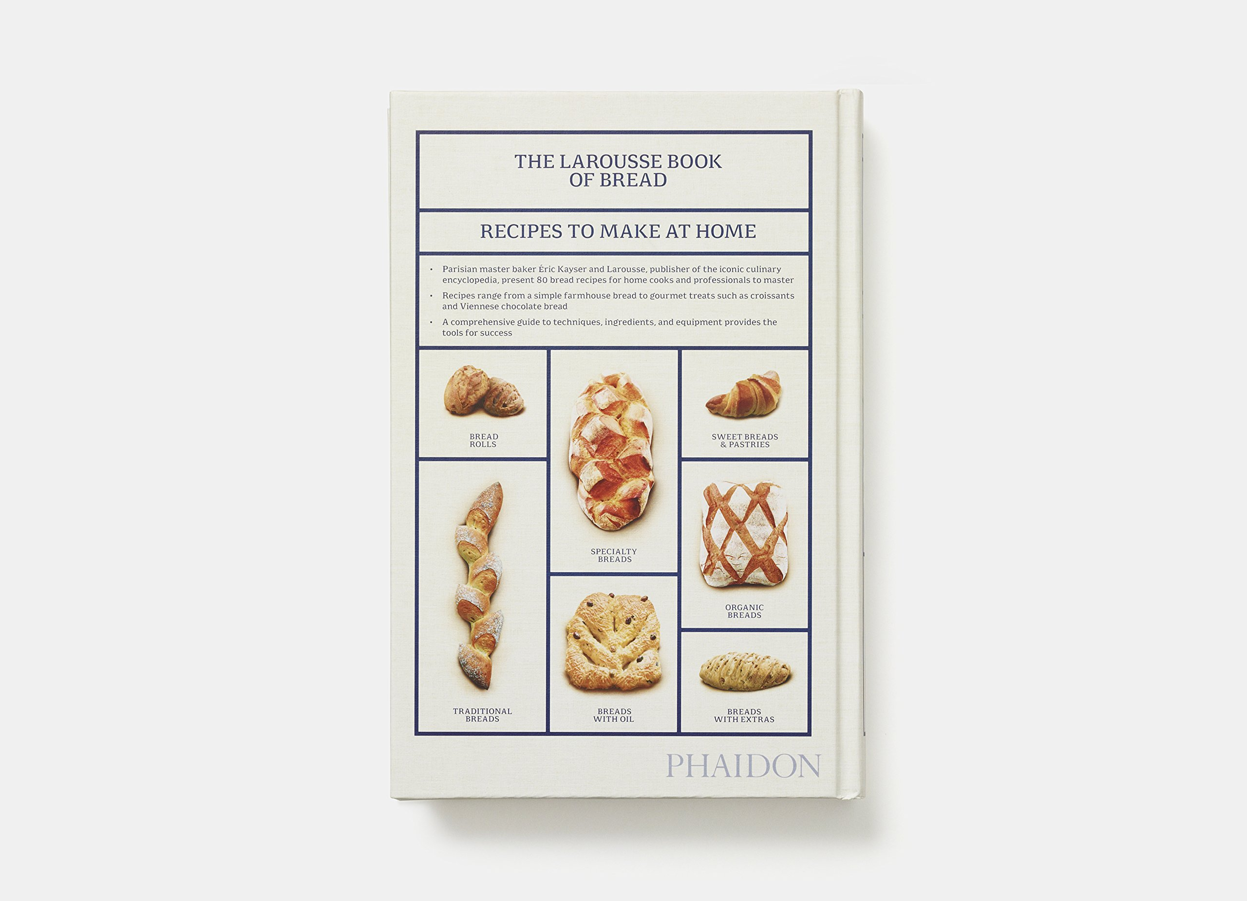 The Larousse Book of Bread thumbnail
