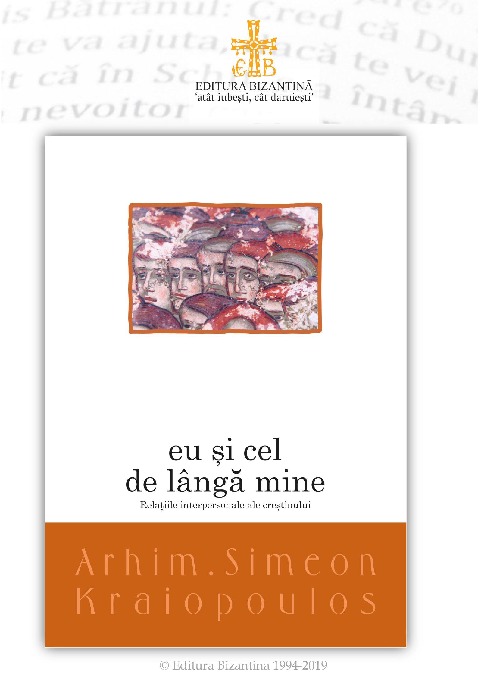 Imagine  Eu Si Cel De Langa Mine - Arhim - Simeon Kraiopoulos