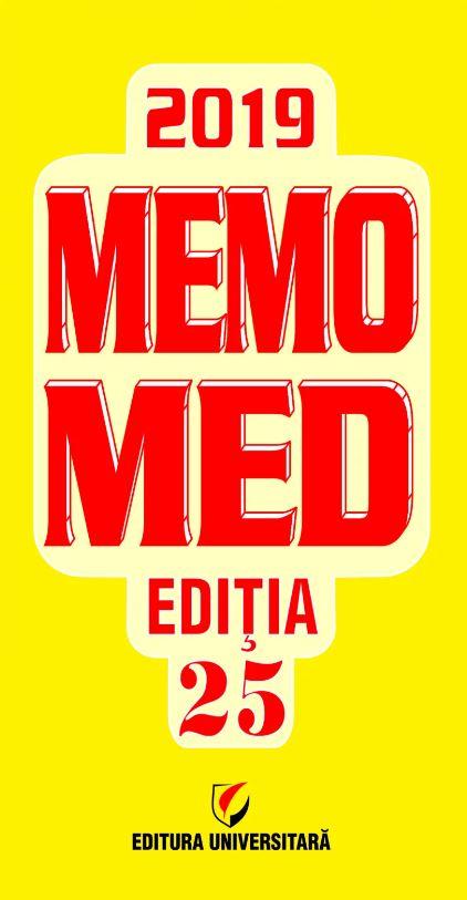 Memomed 2019 - Editia 25 | Prof.dr.doc.dumitru Dobrescu