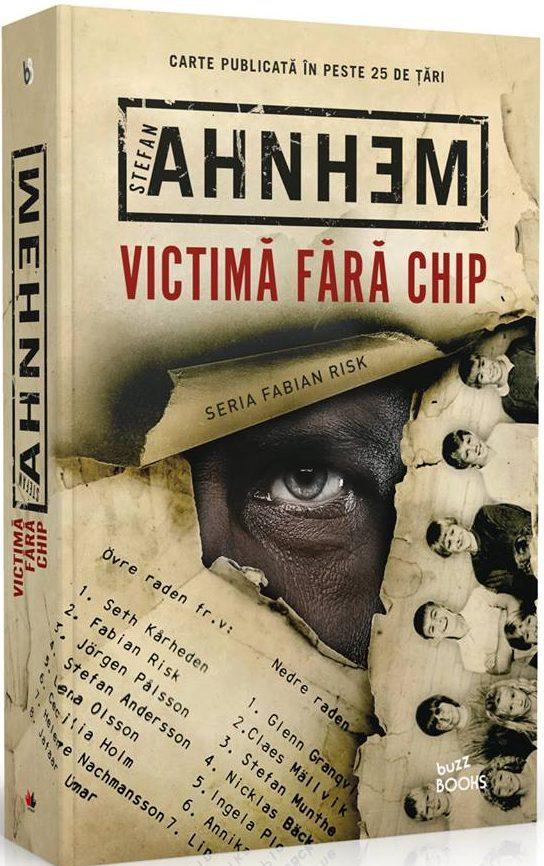 Victima fara chip | Stefan Ahnhem