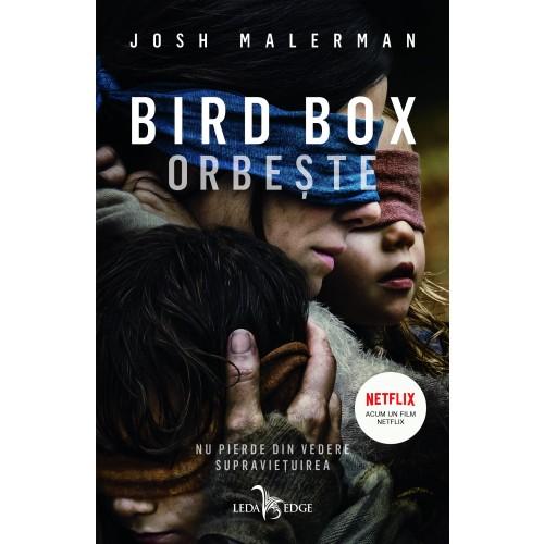 Imagine Bird Box - Orbeste - Josh Malerman