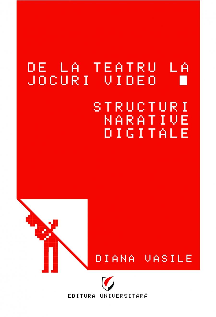 Imagine  De La Teatru Jocuri Video - Diana Vasile