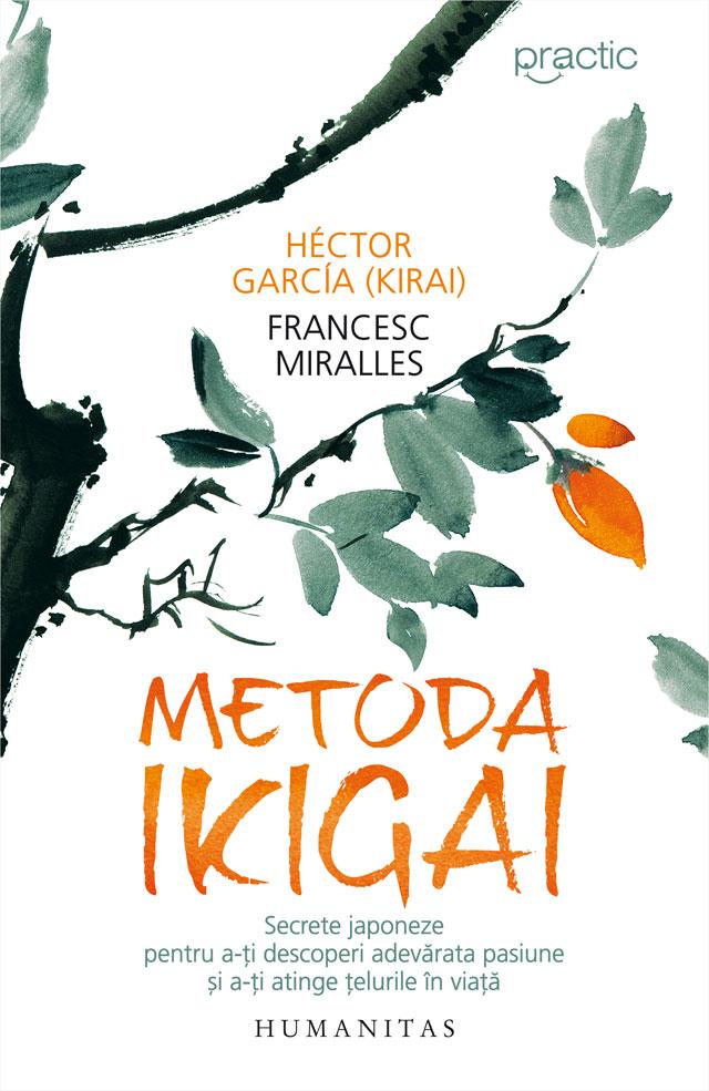 Imagine  Metoda Ikigai - Francesc Miralles, Hector Garcia (kirai)