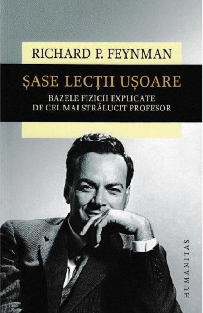 Imagine  Sase Lectii Usoare - Richard P - Feynman
