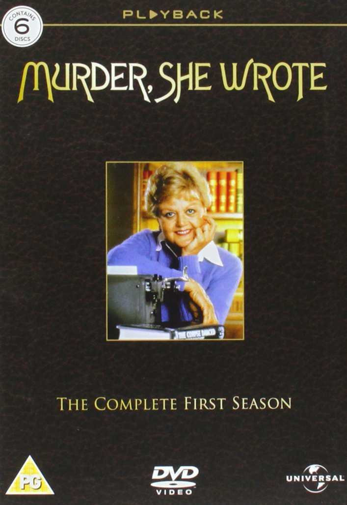 Murder, She Wrote - Season 1 thumbnail