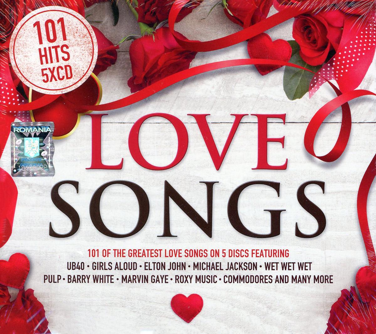 Love Songs - 101 Hits