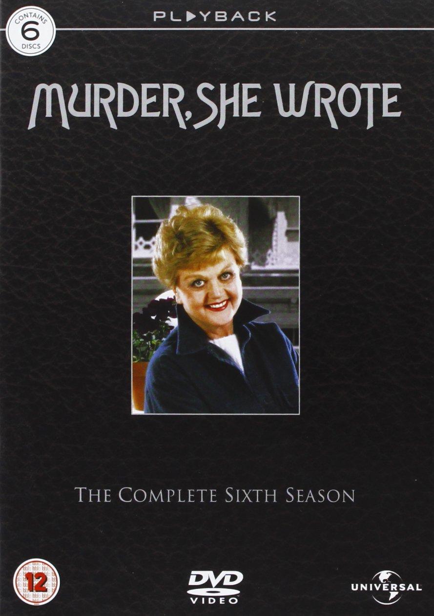 Murder, She Wrote - Season 6 thumbnail