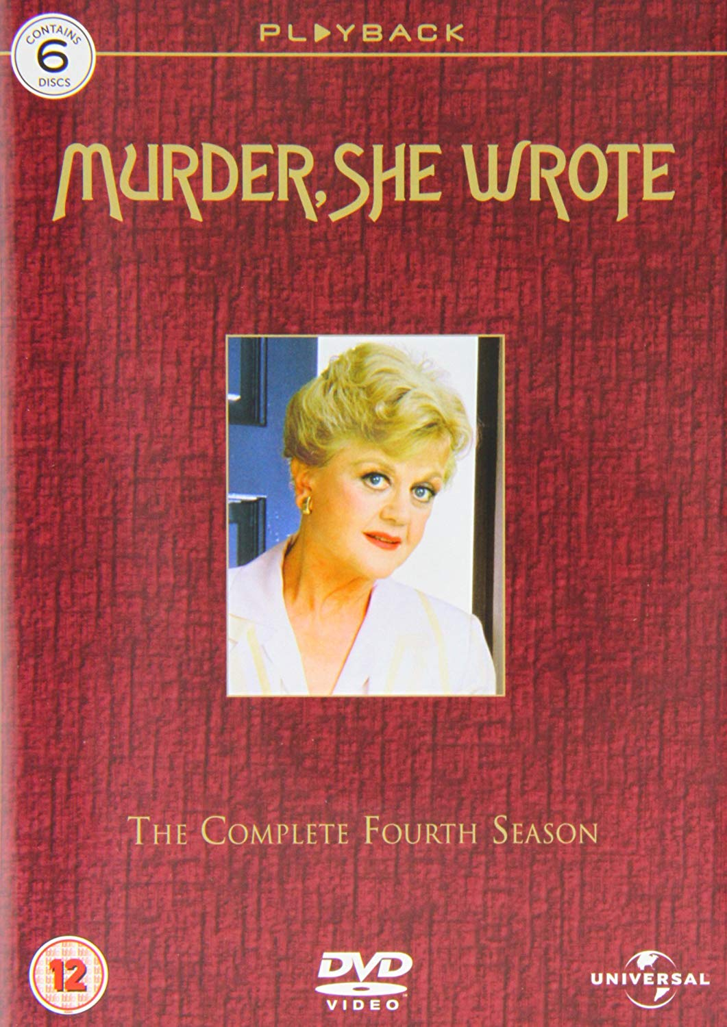 Murder, She Wrote - Season 4 thumbnail