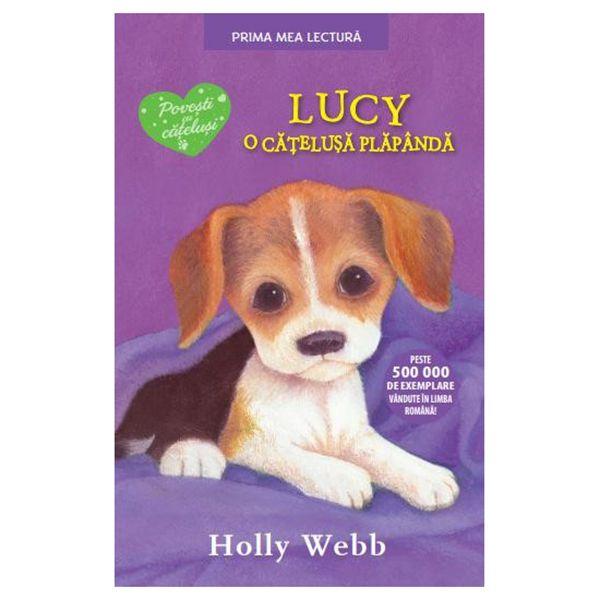 Lucy, o catelusa plapanda