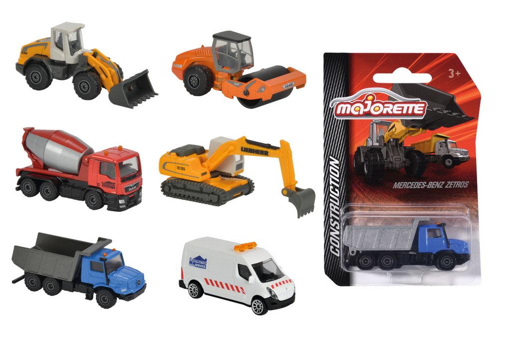 Masinute - Majorette masinute constructii | Majorette