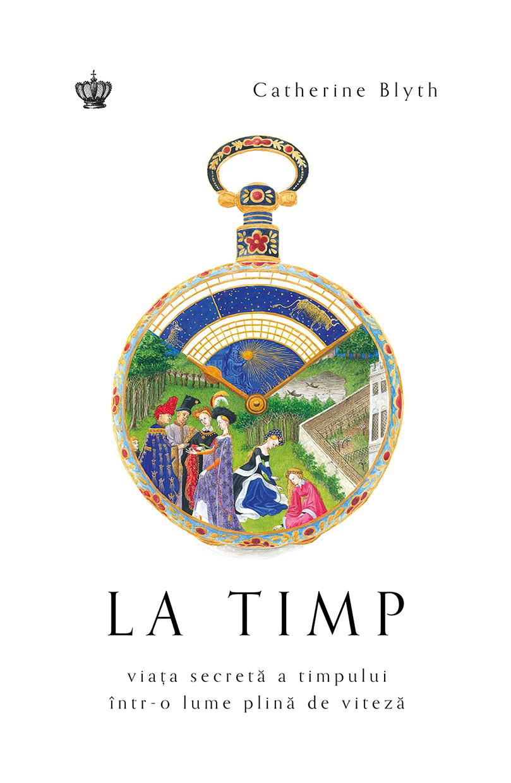Imagine  La Timp - Catherine Blyth
