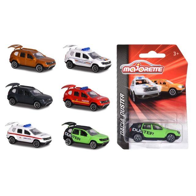 Masinuta - Dacia Duster - diverse culori | Majorette