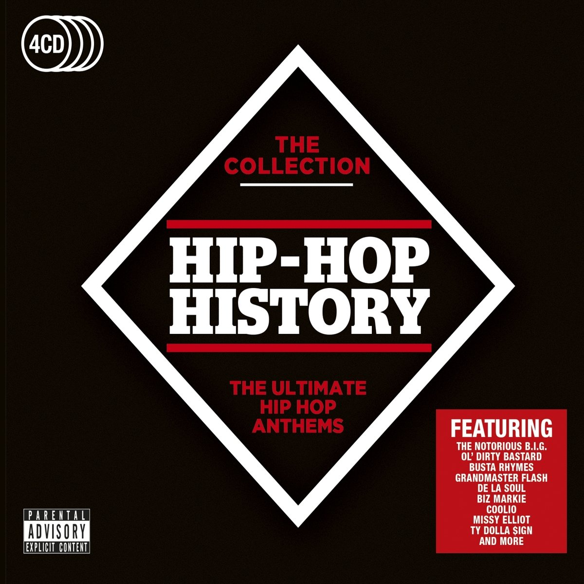 Hip-Hop History - The Collection thumbnail