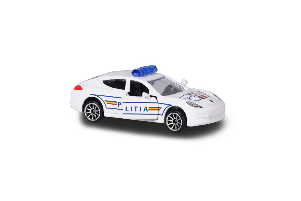 Masinute- Majorette SOS Politia Romana -diverse modele   Majorette - 3