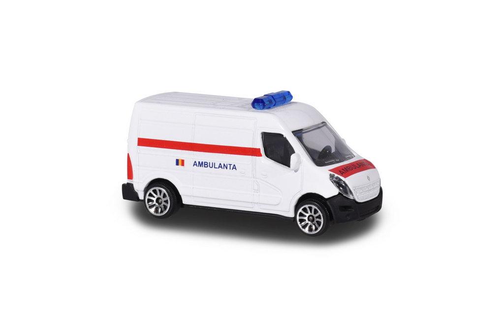 Masinute- Majorette SOS Politia Romana -diverse modele   Majorette - 2