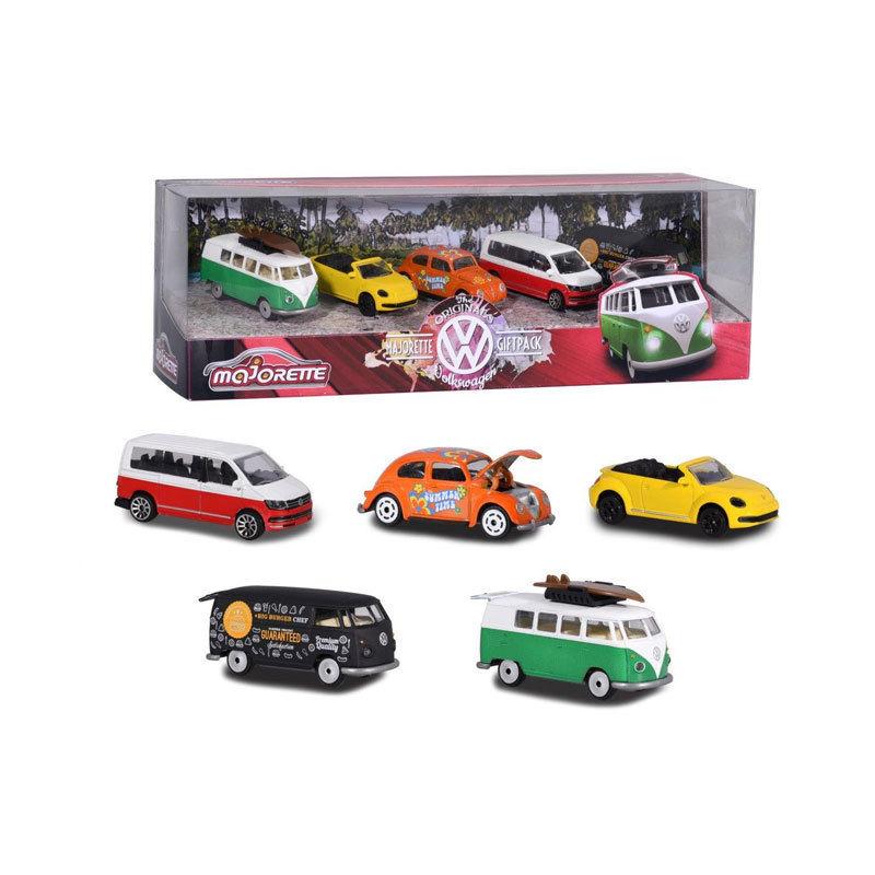 Set 5 masinute - Volkswagen