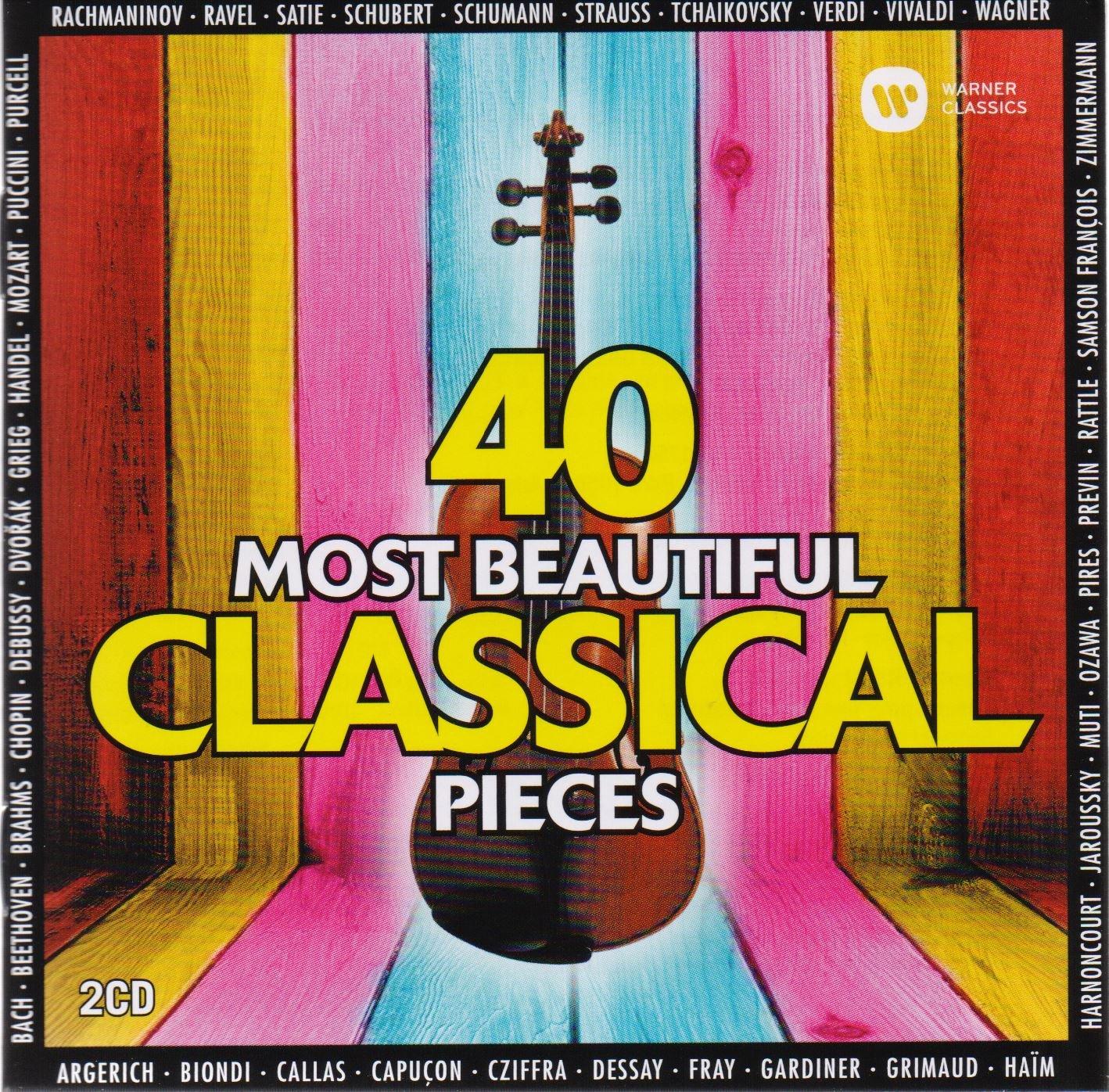 40 Most Beautiful Classic