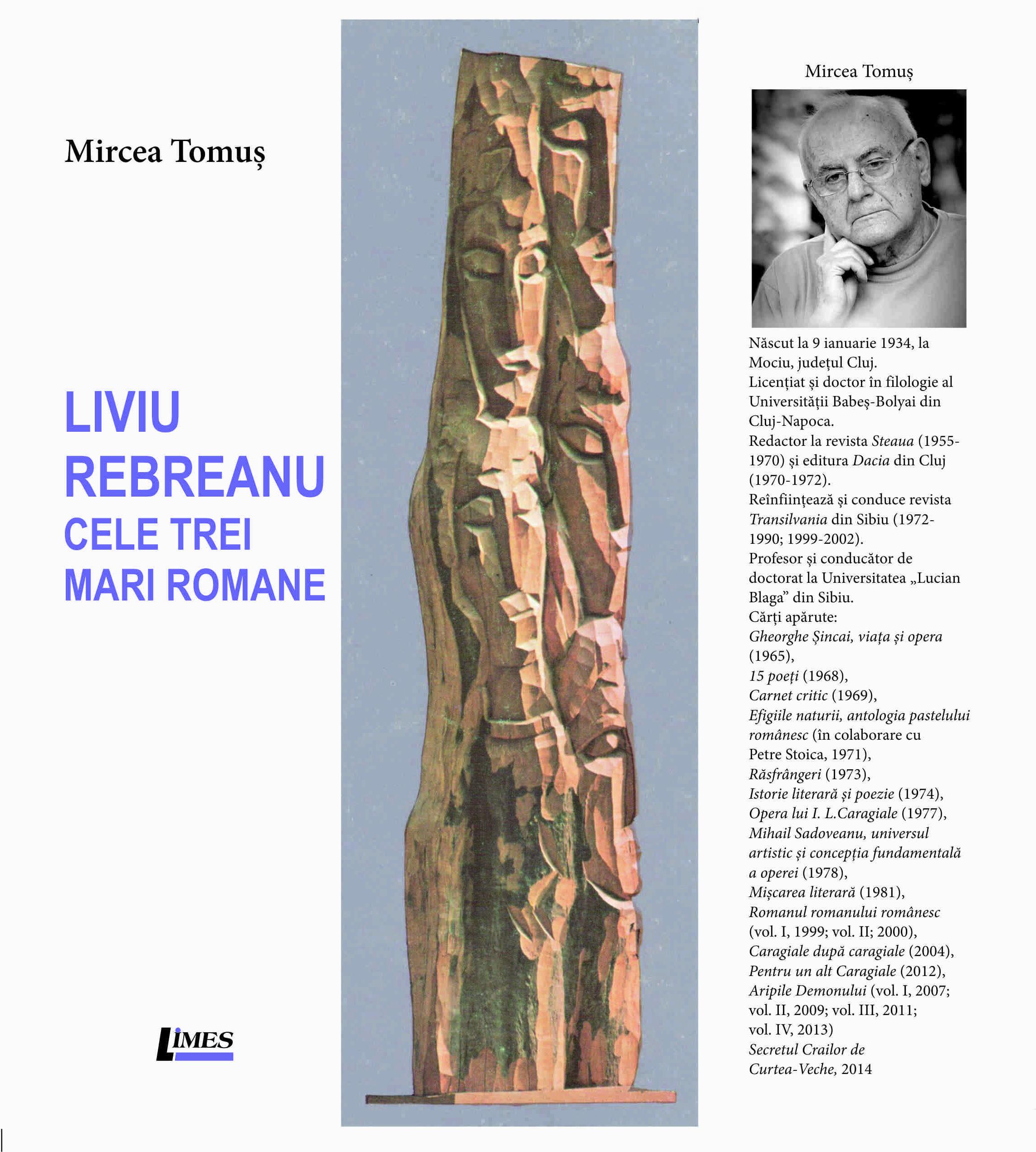 Liviu Rebreanu - Cele trei mari romane