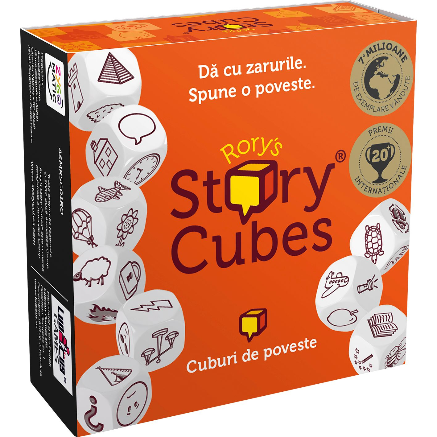Rory's Story Cubes | Rory's Story Cubes