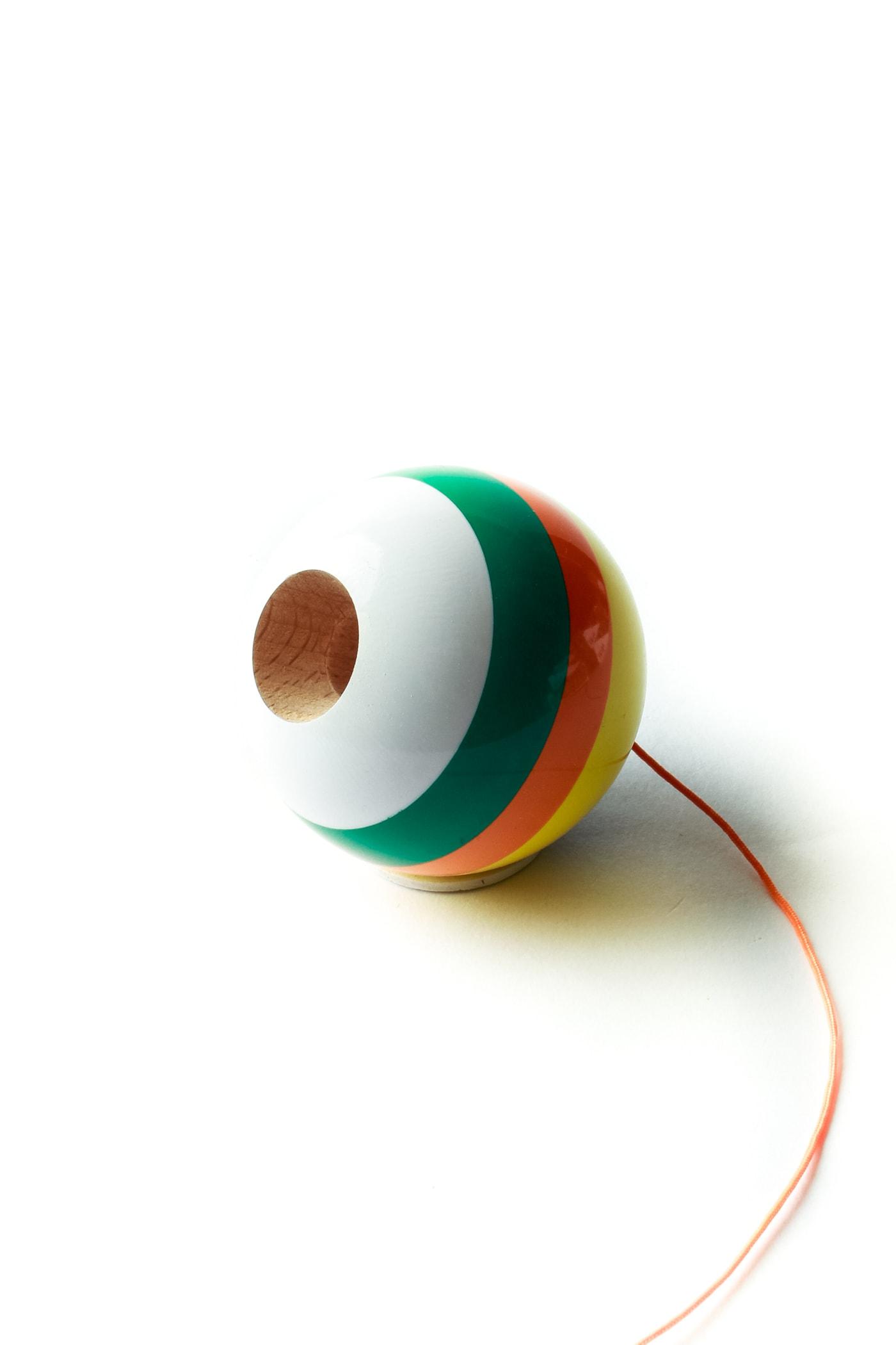 Joc de indemanare - Sweets Kendama - Prime – 5 Stripes – Poncho   Sweets Kendamas