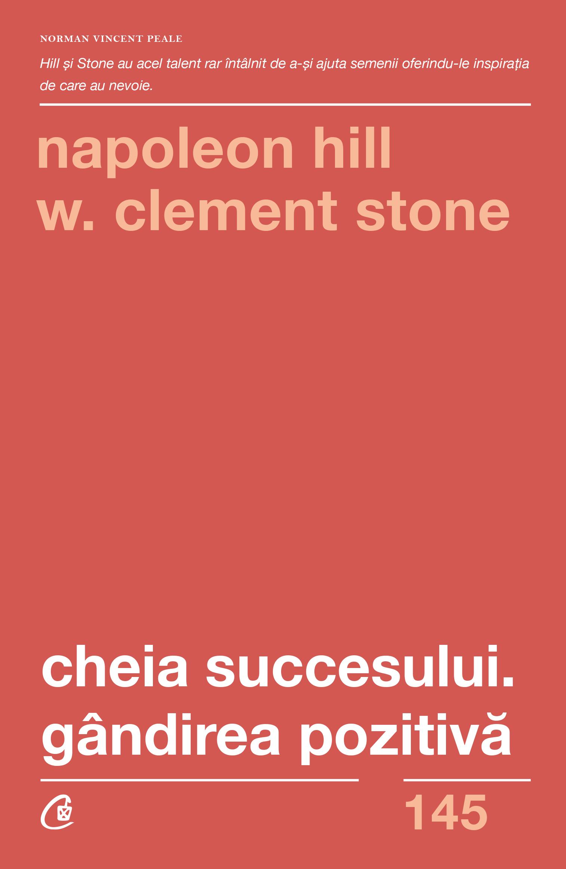 Imagine  Cheia Succesului - Gandirea Pozitiva - W - Clement Stone, Napoleon Hill