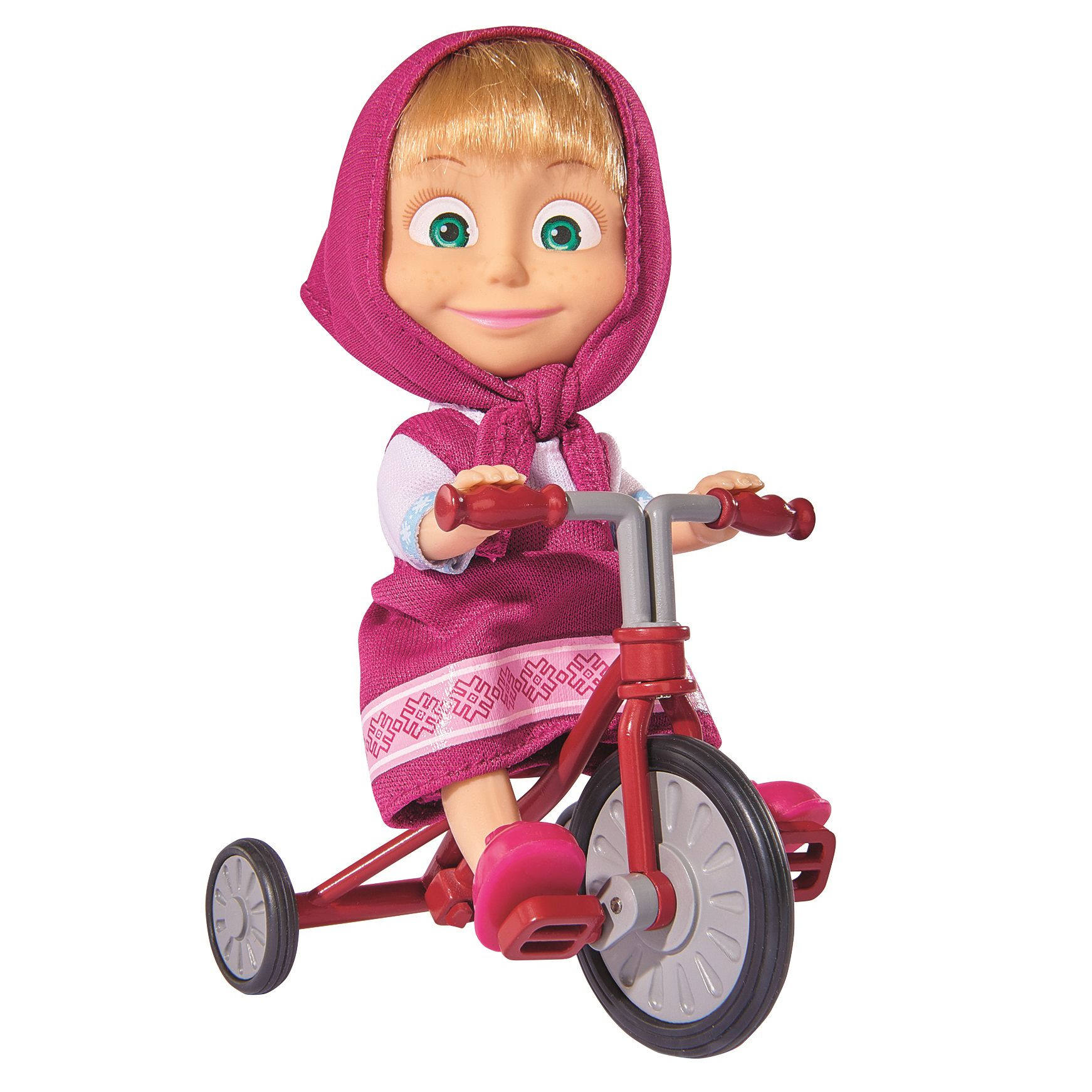 Papusa - Masha cu tricicleta thumbnail