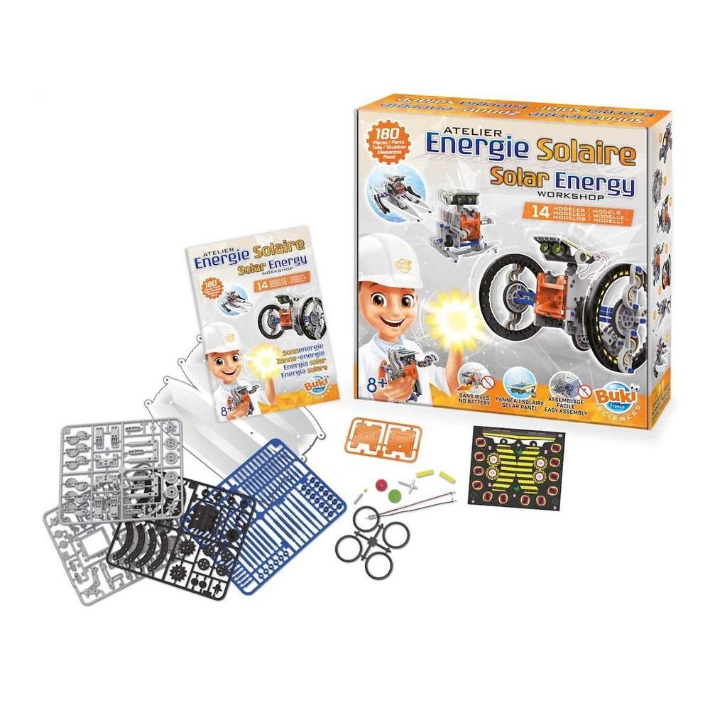 Robotel - Energie Solara 14 in 1 | Buki
