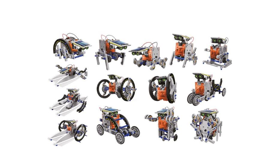 Robotel - Energie Solara 14 in 1 | Buki - 1
