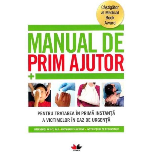 Imagine  Manual De Prim Ajutor -