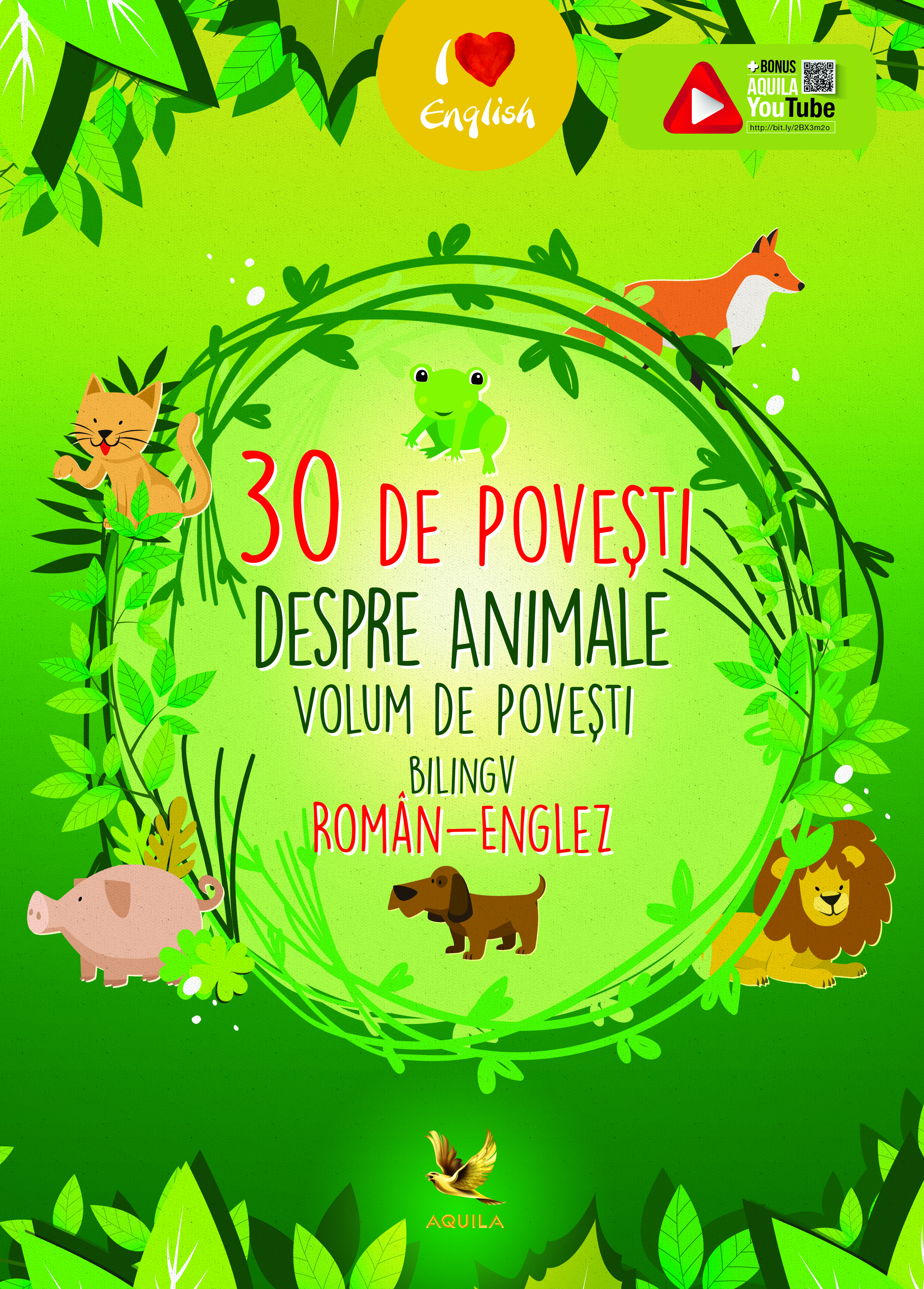 30 de povești despre Animale thumbnail