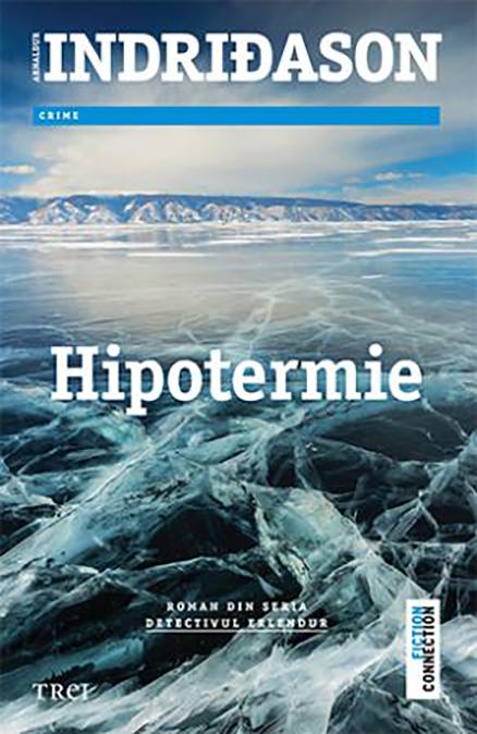 Imagine  Hipotermie - Arnaldur Indridason