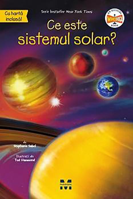 Ce este sistemul solar? thumbnail