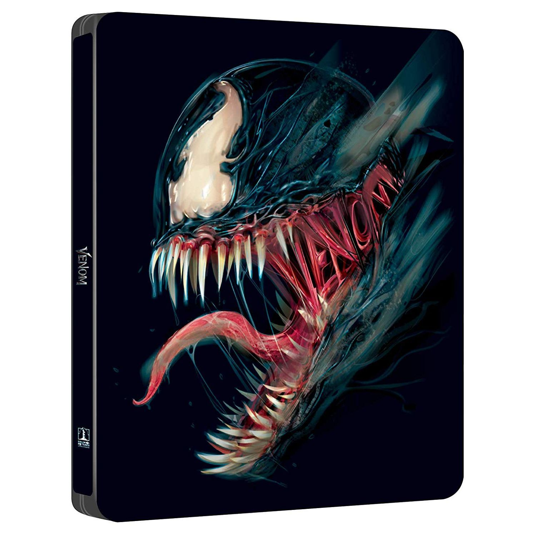 Venom (Blu-Ray Disc ) 2D+3D Steelbook - editie limitata Pop Art Version / Venom