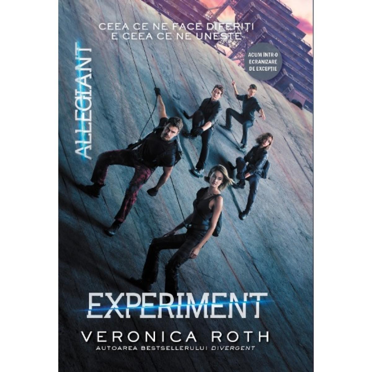 Experiment - Divergent Vol. 3 | Veronica Roth
