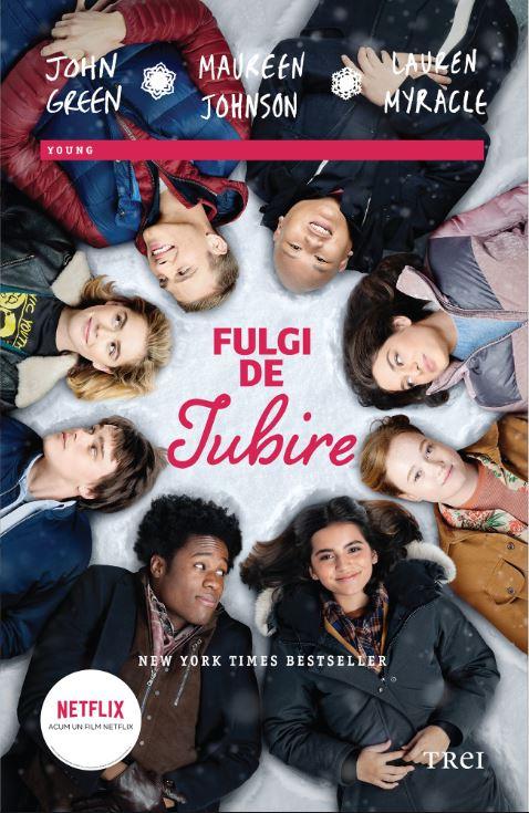 Imagine Fulgi De Iubire - John Green, Maureen Johnson, Lauren Myracle