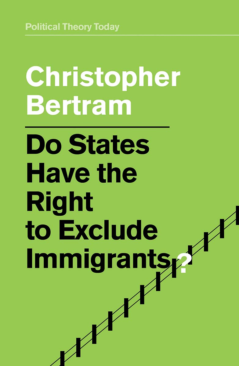 Do States Have the Right to Exclude Immigrants? thumbnail