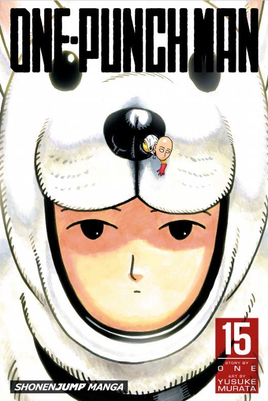 One-Punch Man, Vol. 15 thumbnail