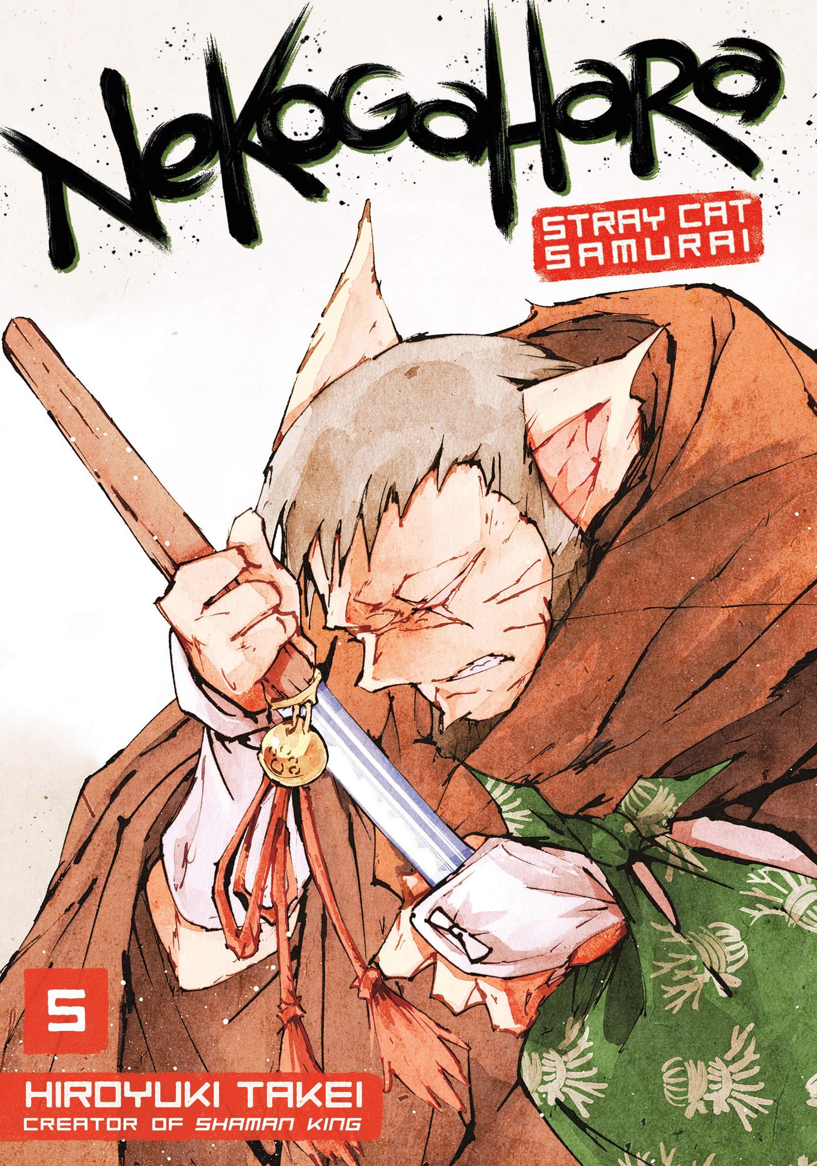 Nekogahara: Stray Cat Samurai, vol. 5 thumbnail