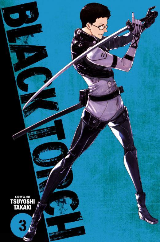 Black Torch, Vol. 3 thumbnail